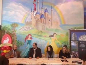 La conferenza stampa di Pasqualand