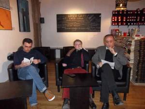 Massimo Baldi, Roberto Carifi, Piero Buscioni