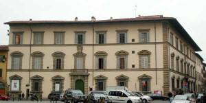 Palazzo Strozzi Sacrati, sede della Presidenza della Regione Toscana