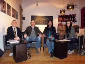 Paolo Fabrizio Iacuzzi, Andrea Sirotti, Arundhathi Subramaniam, Loredana Foresta