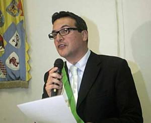Riccardo Franchi, Sindaco di Uzzano