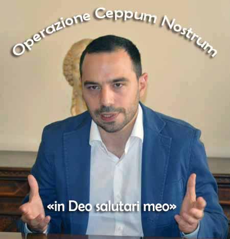BERTINELLI SULL'EX-CEPPO: «EXULTAVIT SPIRITUS MEUS»