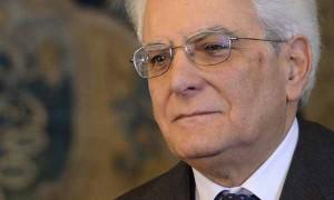 Il Sig. Sergio Mattarella