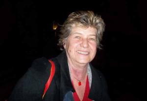 Susanna Camusso a Pistoia, all'uscita dal Comune [foto Scardigli]