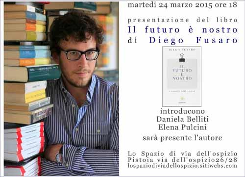 «IL FUTURO È NOSTRO. FILOSOFIA DELL'AZIONE»