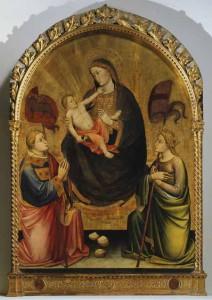 La Madonna dell'Umiltà