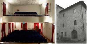 Il teatro Mascagni di Popiglio