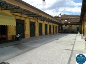 Il mercato coperto di Montecatini