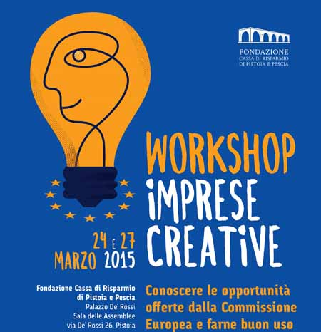 WORKSHOP IMPRESE CREATIVE