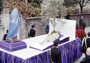 1. Il Gesù morto