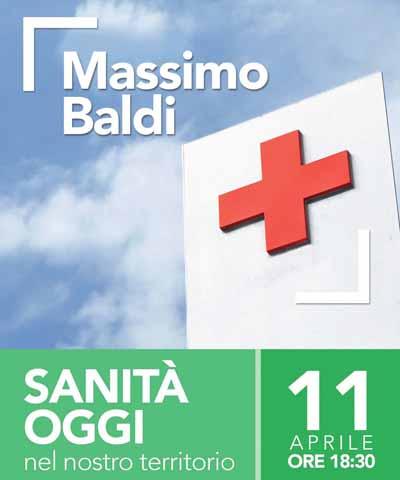 FDI-AN PER MASSIMO BALDI (PD) ALLA BACCARINI