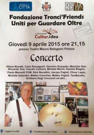 FONDAZIONE TRONCI, UN ABBRACCIO FATTO DI MUSICA E GRANDI MUSICISTI