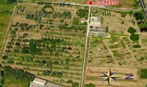 L'area del Cespevi