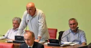 Cialdi interviene in Consiglio a Quarrata