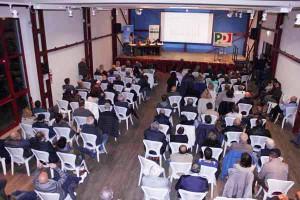 Evento del 27.04.2015: Fusioni e Unioni Comunali. La sala