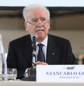 Il Presidente Giancarlo Gori