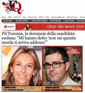 Il Fatto Quotidiano, 16 aprile 2015-web