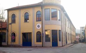 Il capannone del MO.TO.R.E. - Lotto-G