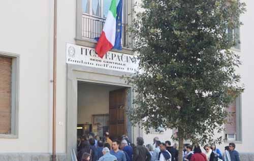 INCONTRO SULLA GREEN ECONOMY ALL'ISTITUTO PACINI