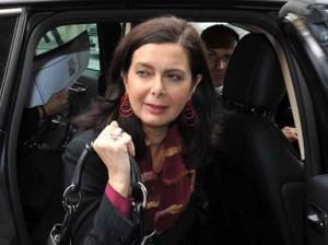 Laura Boldrini, la femme fatale