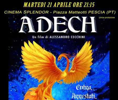 """""""ADECH», UN FILM TRA SCIENZA E FEDE"""