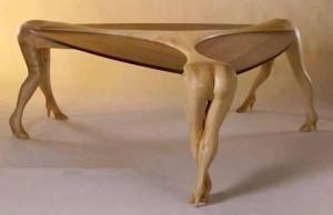 Meglio un tavolo del tavolo così... O no?