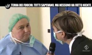 Roberto Mancini, vittima della terra dei fuochi