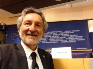 Giuseppe Bellandi a Bruxelles