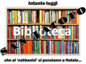biblioteca al san jacopo