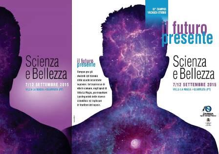 «SCIENZA E BELLEZZA» AL CAMPUS 'IL FUTURO PRESENTE'