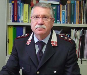 Il Comandante Cataldo Lo Iacono