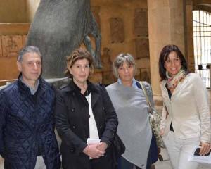 Claudio Pasqui, Tina Nuti, Tamara Bracali, Elena Calabria