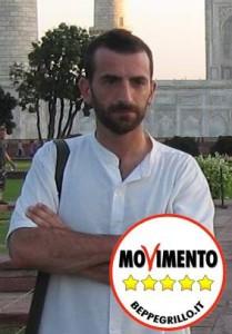 Marco Sarti, M5S Montemurlo