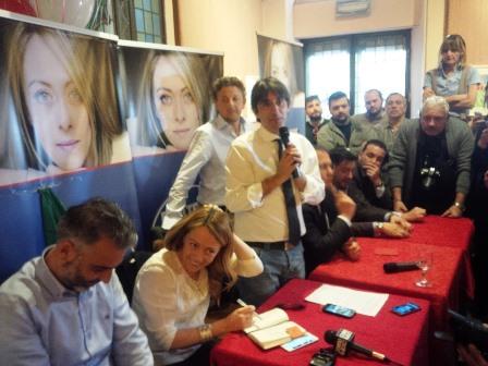 """REGIONALI, 34 LISTE CIVICHE INSIEME A """"FRATELLI D'ITALIA"""""""