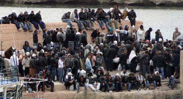 immigrazione. QUALE CARITÀ?