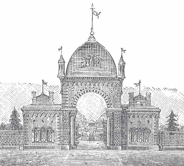 EXPO DI PISTOIA, COME LA CITTÀ PROMOVEVA SE STESSA NEL 1899