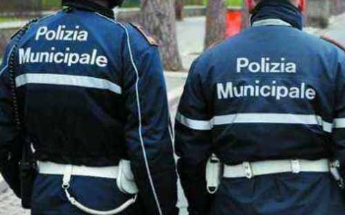 polizia municipale. DAL 7 AL 13 MARZO INTERVENTI IN 16 INCIDENTI STRADALI