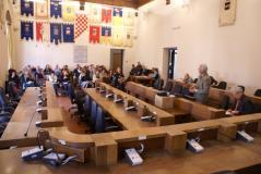 L'incontro a Palazzo Balì