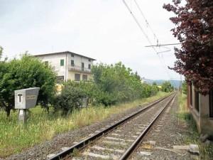 La ferrovia a Spazzavento. 2