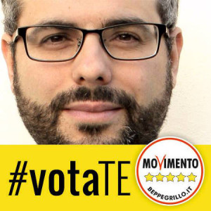 Giacomo Giannarelli (M5s), candidato Presidente Regione Toscana