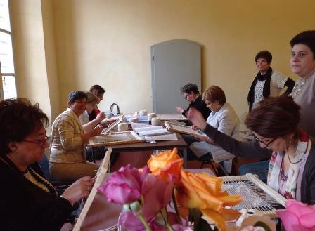 QUARRATA, CONCLUSO IL CORSO INTENSIVO DI FILET 2015