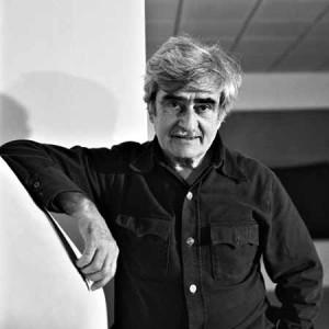 Alberto Burri,Case Nove di  Morra 1978 [foto Aurelio Amendola]