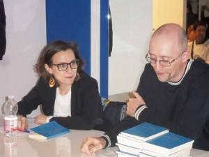 Edoarda Scaccia e Luca Rossi