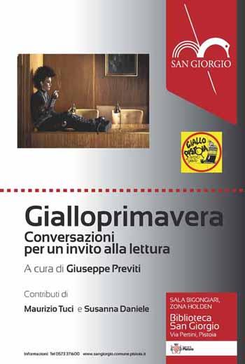 """L'ULTIMO """"GIALLOPRIMAVERA"""""""