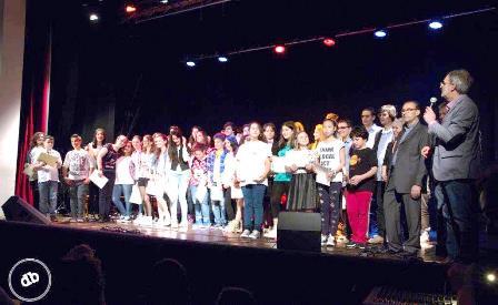 """""""RITMONDO"""", STUDENTI MUSICISTI AL 'NAZIONALE'"""