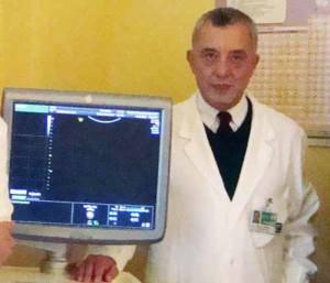 Il dottor Paolo Scognamiglio