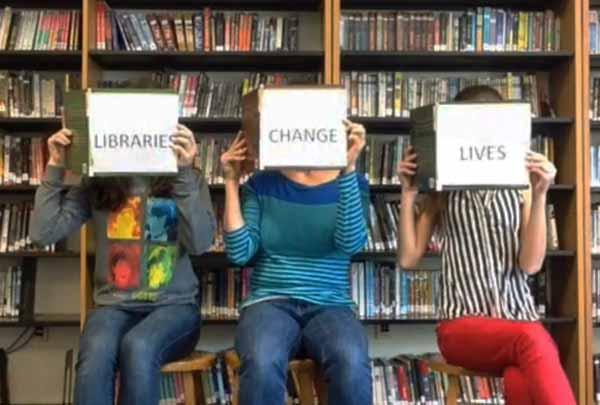 """""""LIBRARIES CHANGE LIVES"""": L'ITALIA RAPPRESENTATA DALLA """"SAN GIORGIO"""""""
