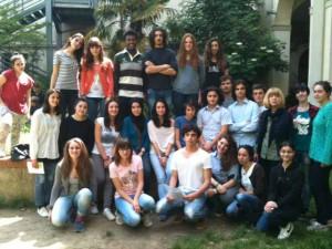 Liceo Classico Forteguerri, La notte lava la mente