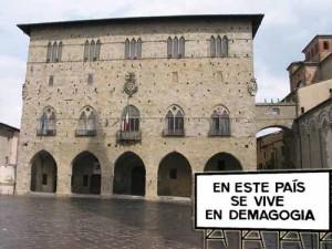 Palazzo di Giano-demagogia
