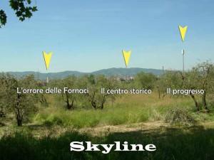 Skyline da Candeglia